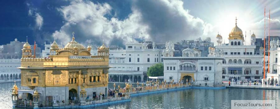 essay on golden temple