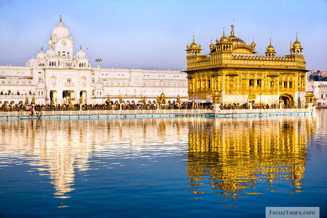 Visit to golden temple essay